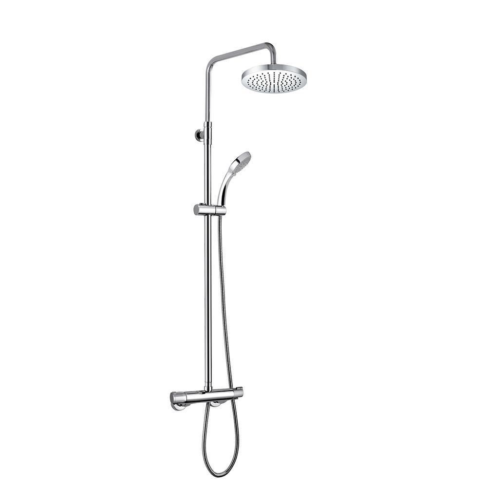 Grifo ducha termost tico box ref 98762 grifer a clever for Monomando termostatico ducha