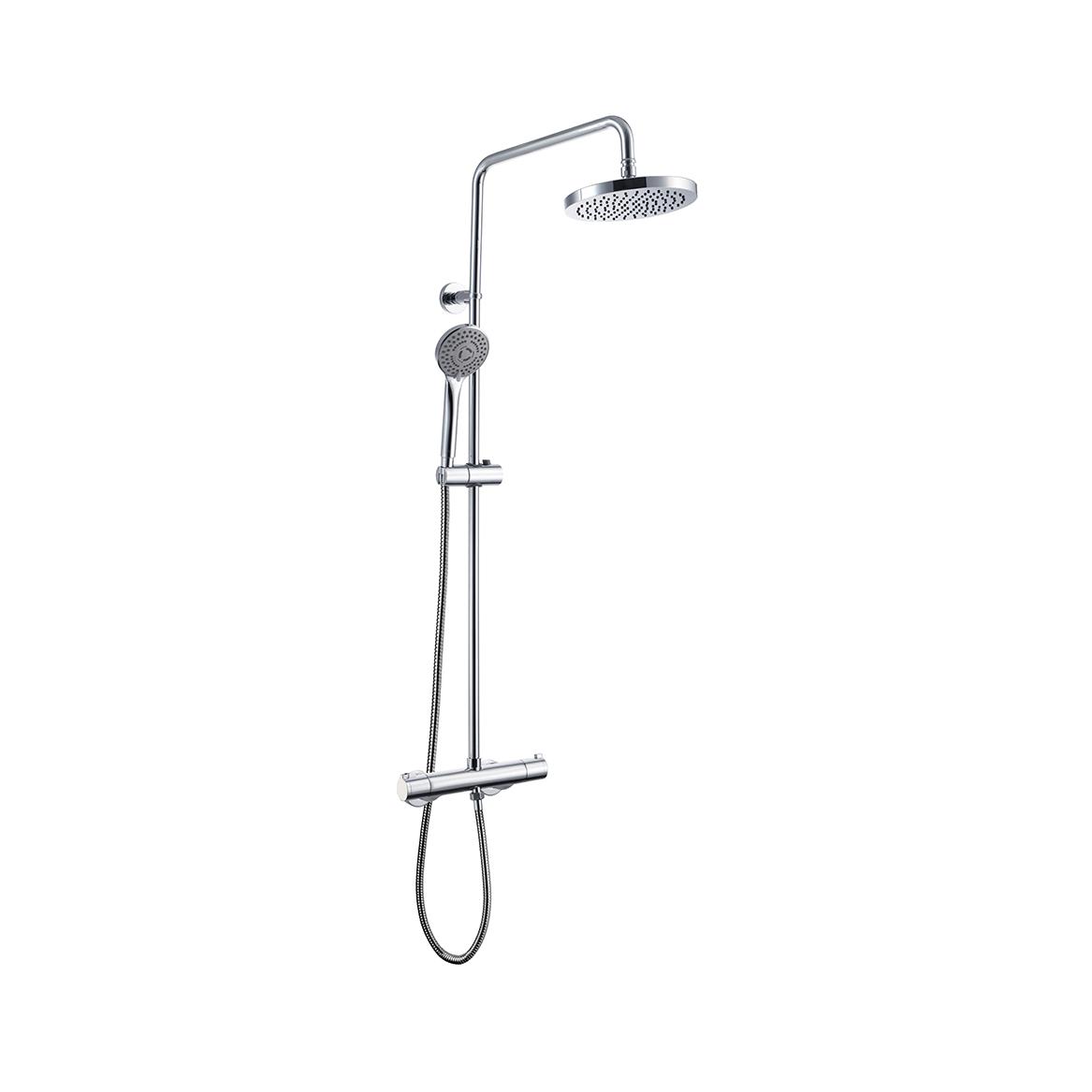 Grifo ducha termost tico box 311201 ref 98995 - Grifo termostatico ducha ...